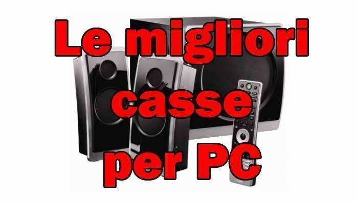 casse PC