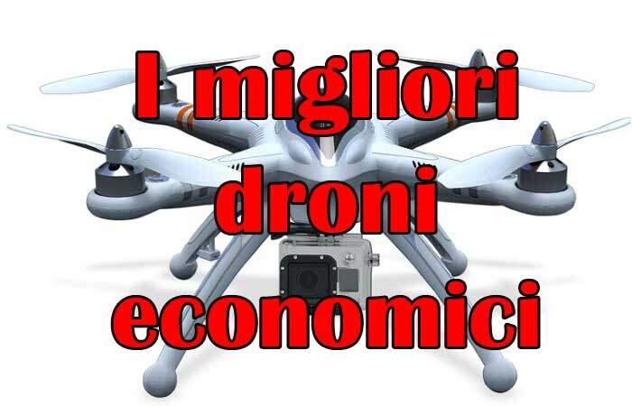 I migliori droni economici