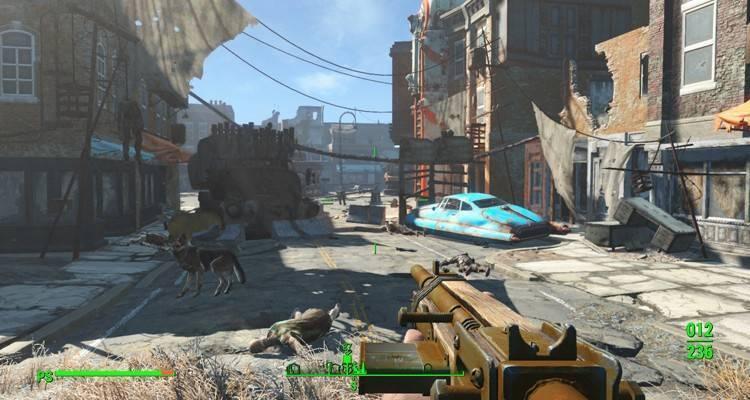 fallout 4 recensione