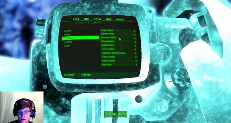 Fallout 4 può essere finito senza uccidere?