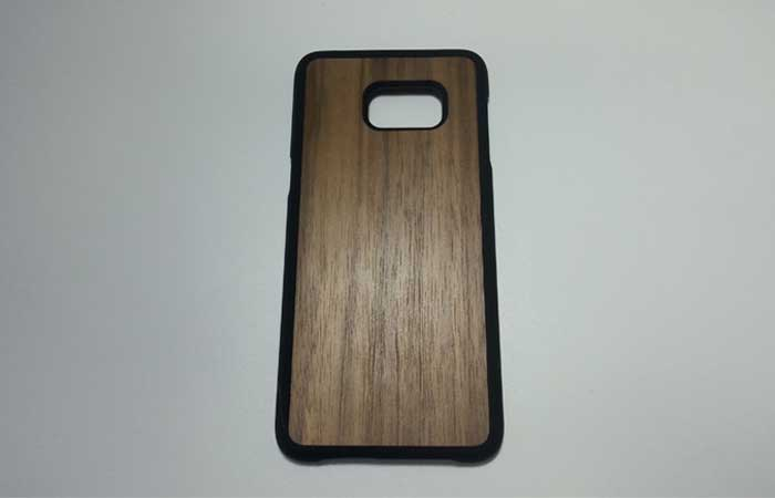 Recensione cover Samsung Galaxy S6 Edge Plus: Cover-Up #WoodBack