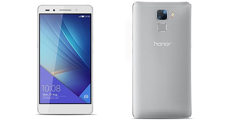 Honor 7 (Argento) da 16GB: offerta di Natale a soli 299.90€!