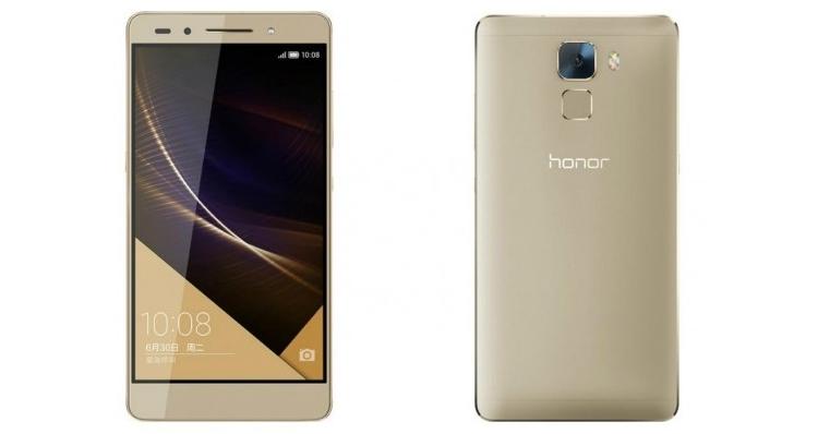 Honor 7, nuova variante con Android 6.0 e 32GB di memoria