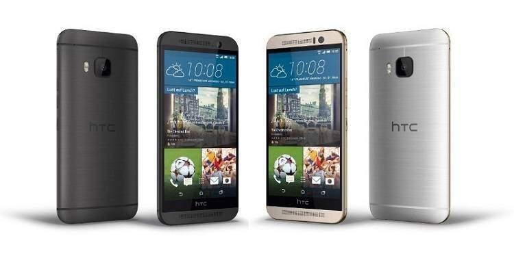 HTC One M9, rilasciato Android 6.0 Marshmallow negli USA