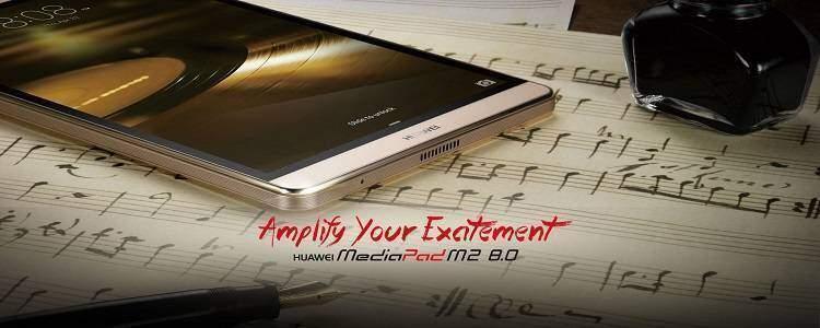 Huawei MediaPad M2 8.0, eccolo in Italia a 329,90 euro