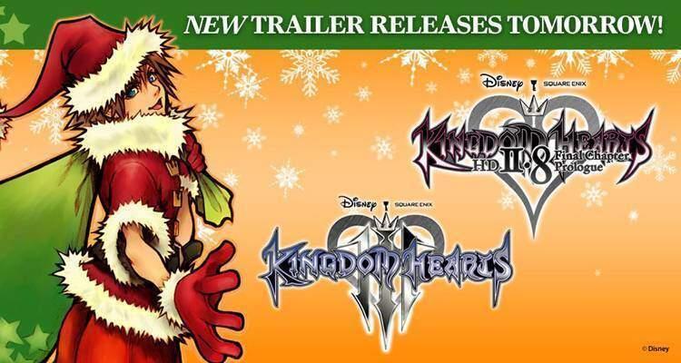 Kingdom Hearts 3 avrà oggi un nuovo trailer