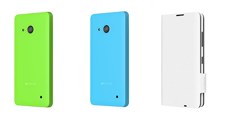 Microsoft Lumia 550: da Mozo le prime cover ufficiali