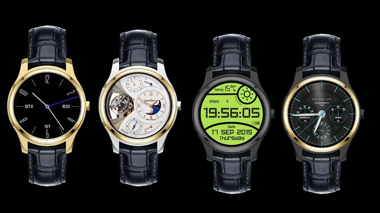 No.1 svela No.1 D5, nuovo smartwatch con Android KitKat