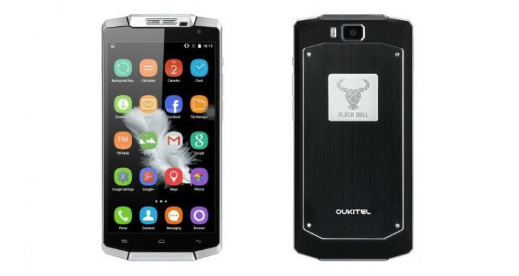Oukitel K10000 con batteria da 10000 mAh in preordine a 200€