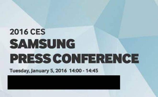 Samsung al CES 2016: appuntamento al 5 Gennaio