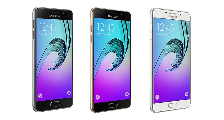 Samsung presenta i nuovi Galaxy A3, Galaxy A5 e Galaxy 7