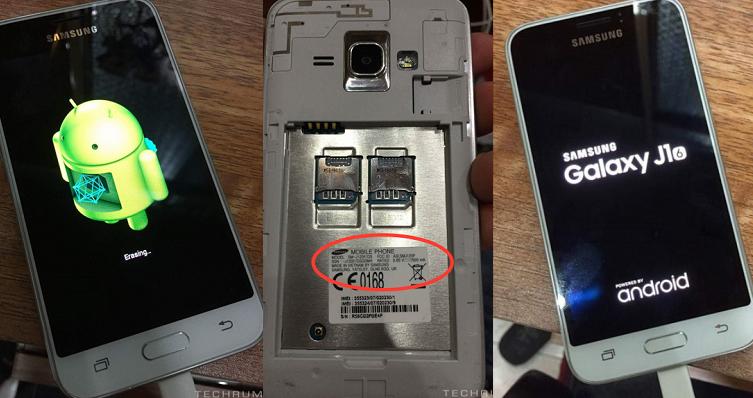 Samsung prova un nuovo design: ecco Galaxy J1 (2016)