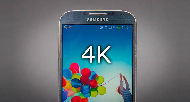 Samsung e LG escludono i display 4K dal loro futuro?