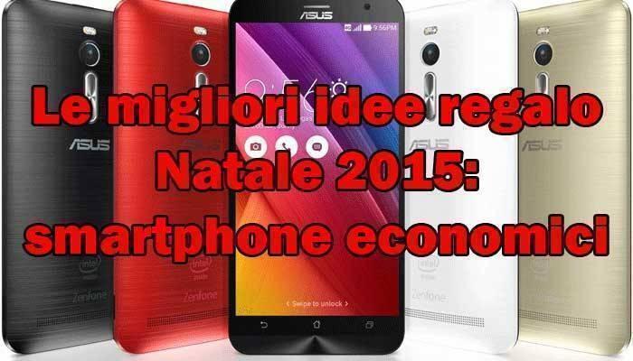 smartphone economici