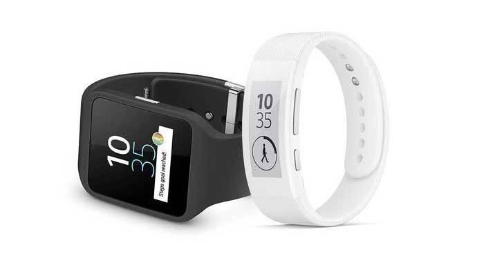 smartwatch, smartband e activity tracker