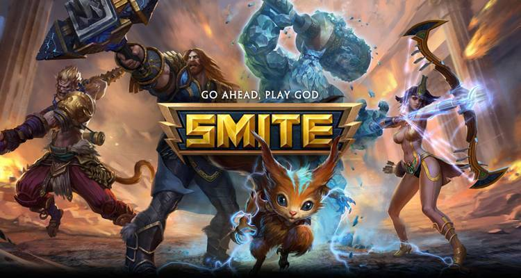 Smite arriva su PlayStation 4 dopo una Beta