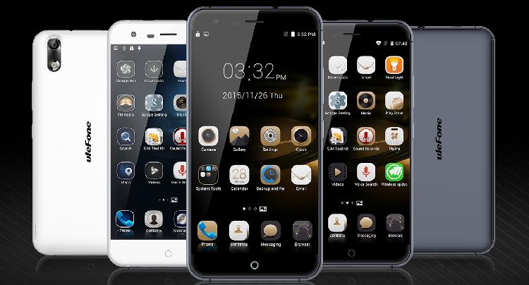Ulefone Paris X arriva sui mercati internazionali