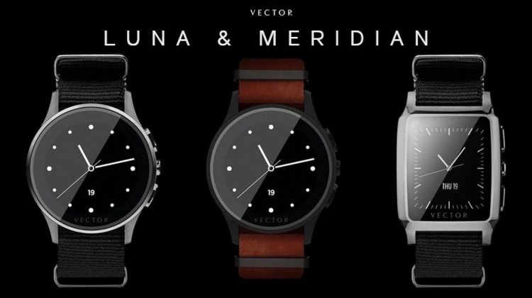Vector Watch, super autonomia e compatibilità con Windows Phone!
