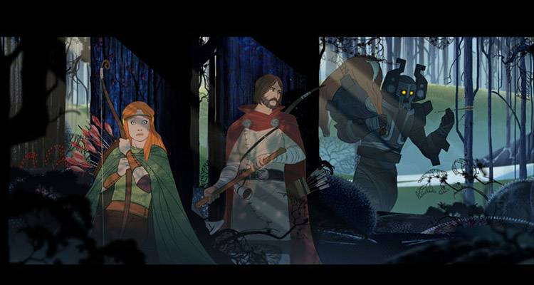 The Banner Saga PS4 Xbox One Recensione 001