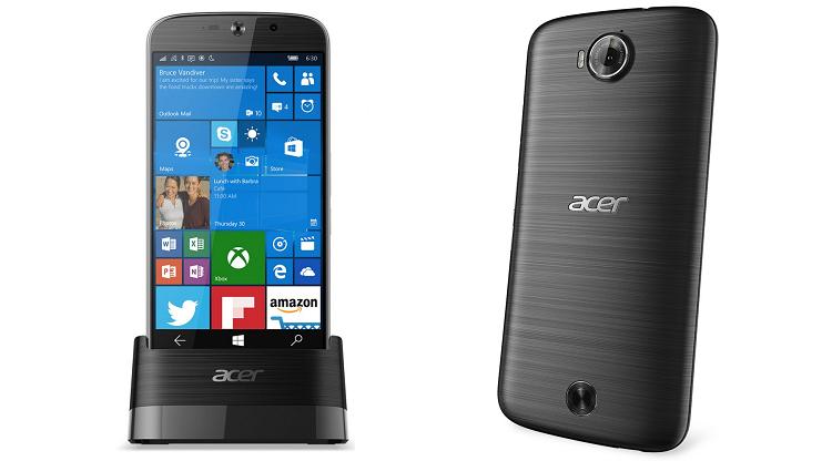 Windows 10 Mobile, video ufficiale Acer Jade Primo pubblicato