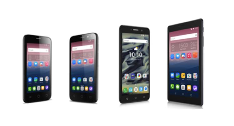 Alcatel OneTouch: Pixi 4, nuovi prodotti in vista del CES