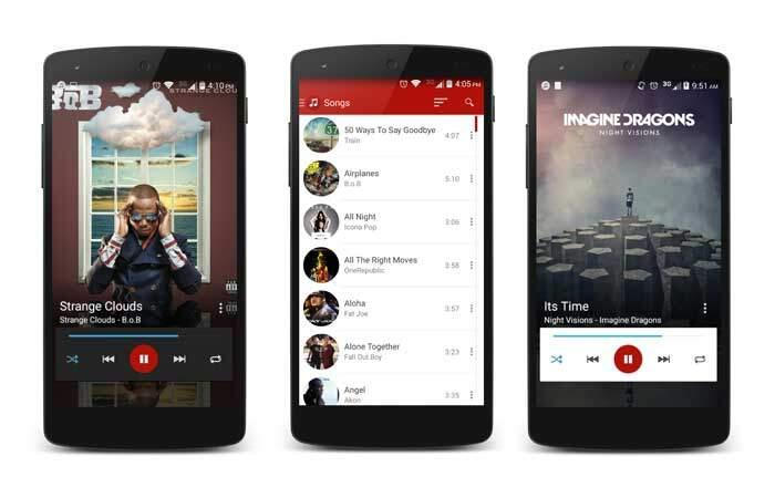 Migliori app per ascoltare musica su Android