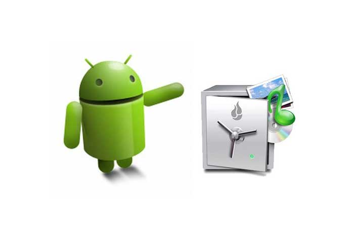 Come fare un backup Android