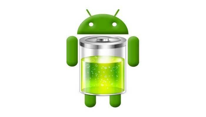 inizializzare e calibrare batteria smartphone android