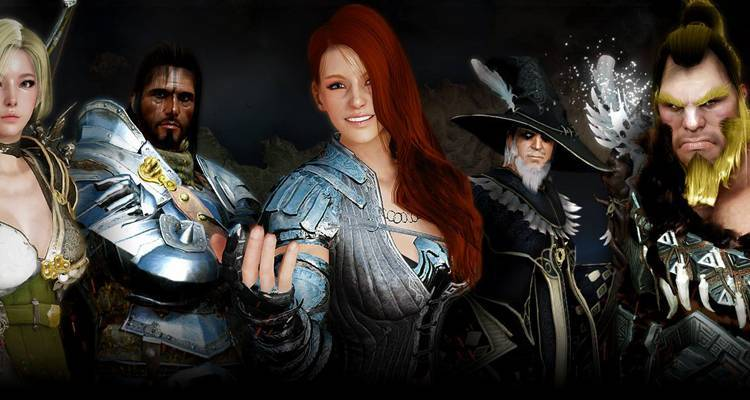 Black Desert Online è da oggi disponibile in Occidente