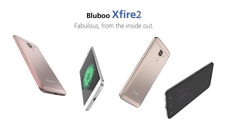 Bluboo XFire 2 arriva sul mercato a meno di 60 euro!