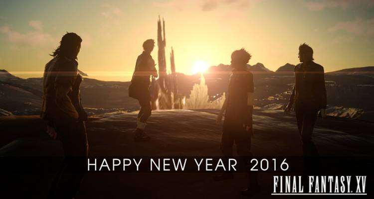 final fantasy xv 2016