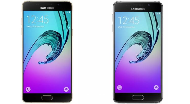 Samsung, i nuovi Galaxy A3 e Galaxy A5 disponibili in Italia!