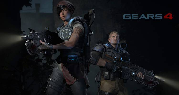 Gears of War 4: anticipata l'uscita