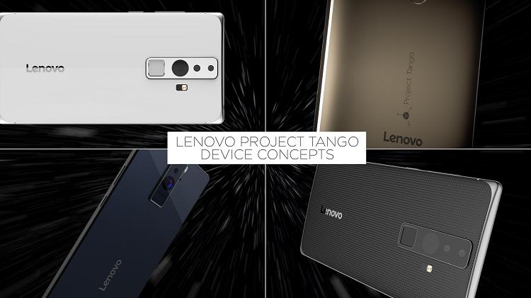 Google e Lenovo parlano del primo smartphone Project Tango!