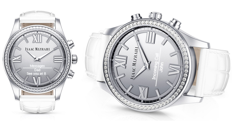 HP e il suo smartwatch Swarovski campione di eleganza!