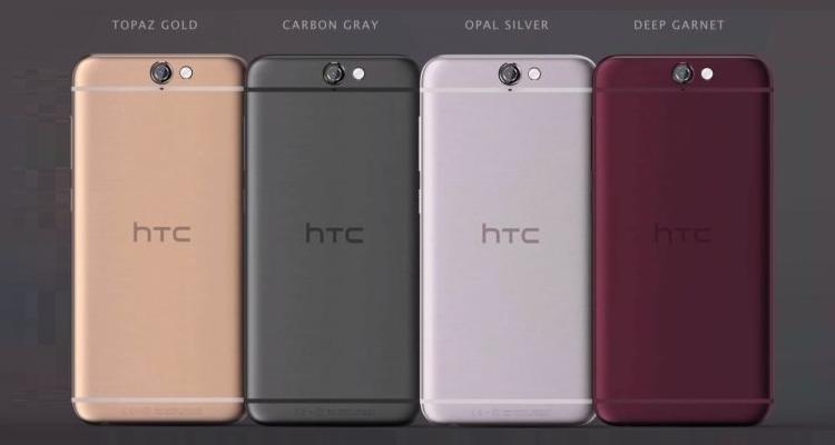 HTC One M10 potrebbe avere un aspetto simile a One A9