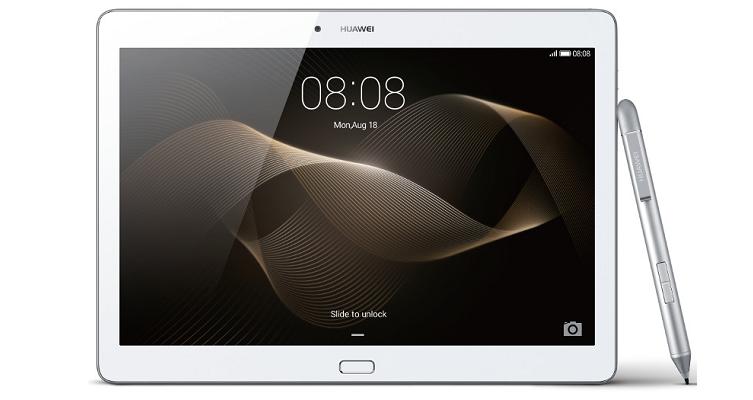 Huawei MediaPad M2 10 è ufficiale: M-Pen e lettore di impronte