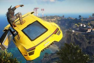 just cause 3 pc multiplayer