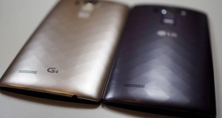 LG G4 e LG V10 riceveranno l'aggiornamento a Nougat