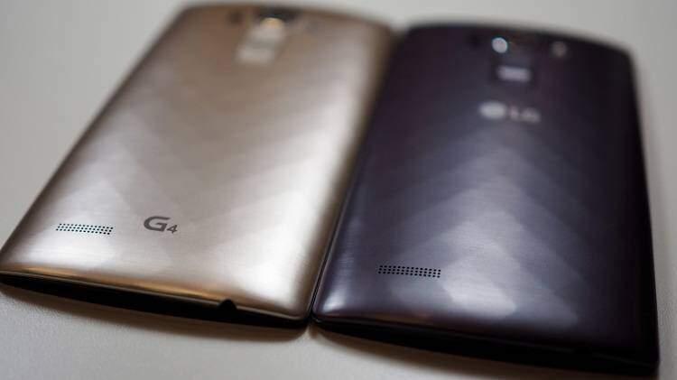 Previsioni aggiornamento ad Android Nougat per LG G4 e LG V10