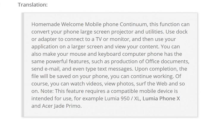 Lumia Phone X, nuovo smartphone di fascia alta di Microsoft?