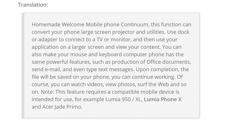 microsoft lumia phone x