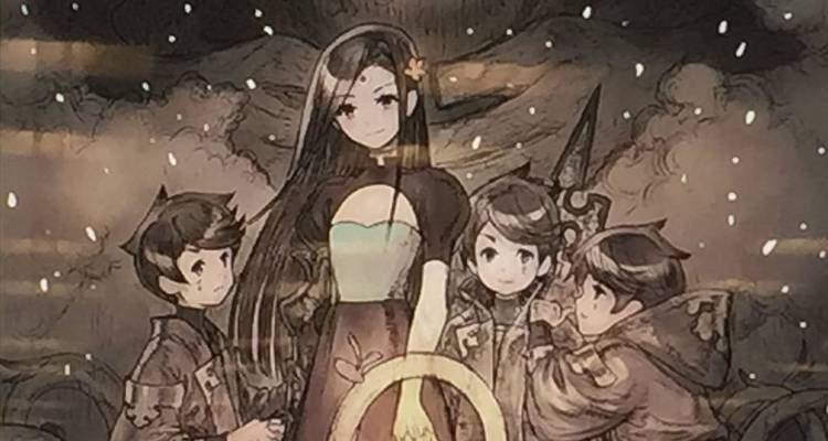 Gli autori di Bravely Second e il creatore di Final Fantasy insieme per un gioco