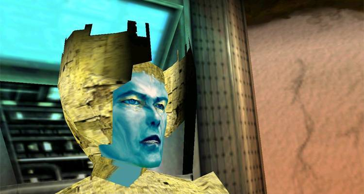 Square Enix regala The Nomad Soul in memoria di David Bowie