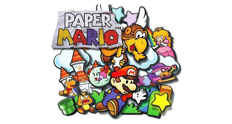 Paper Mario in sviluppo per Wii U