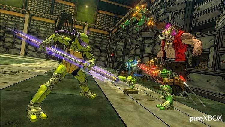 teenage mutants ninja turtles mutants in manhattan