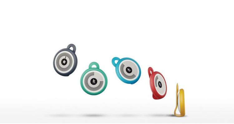 Withings Go, l'activity tracker che promette 8 mesi di autonomia
