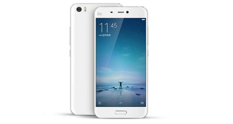 Xiaomi Mi 5 sarà presentato il 20 di Febbraio