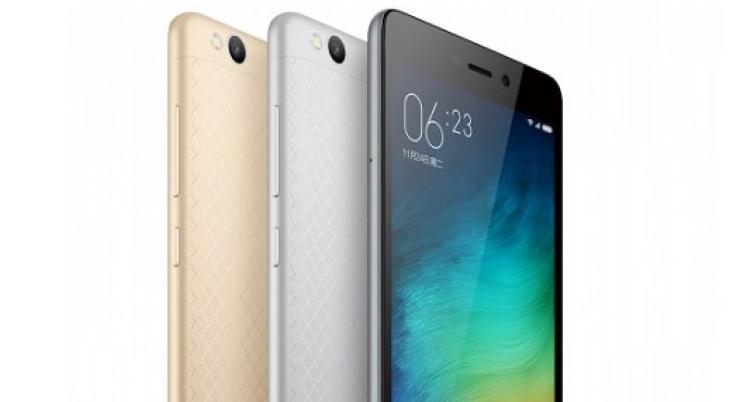 Xiaomi Redmi 3 è ufficiale: buone specifiche a meno di 99€!