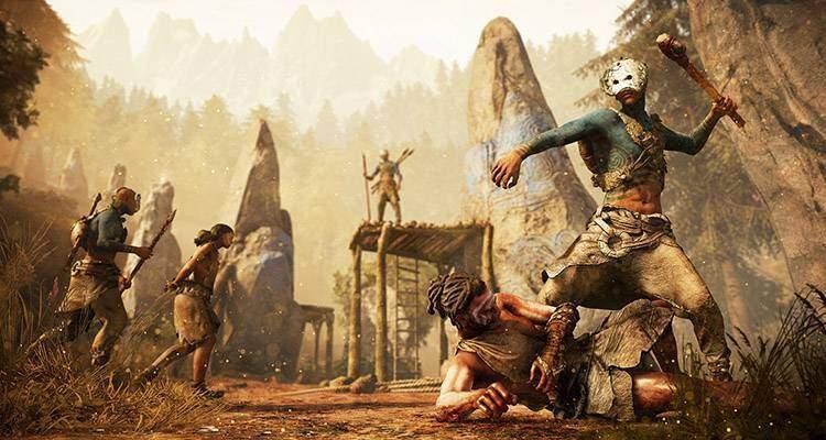 Far Cry Primal Recensione 02